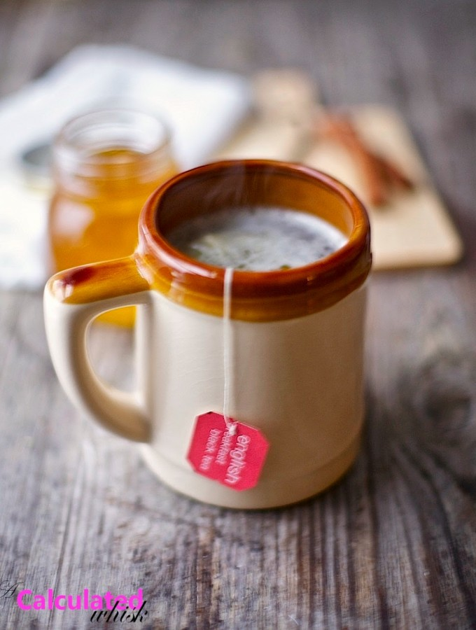 "Vanilla Chai Spiced Ghee + Chai Ghee ""Latte"" (Paleo, Whole30)"