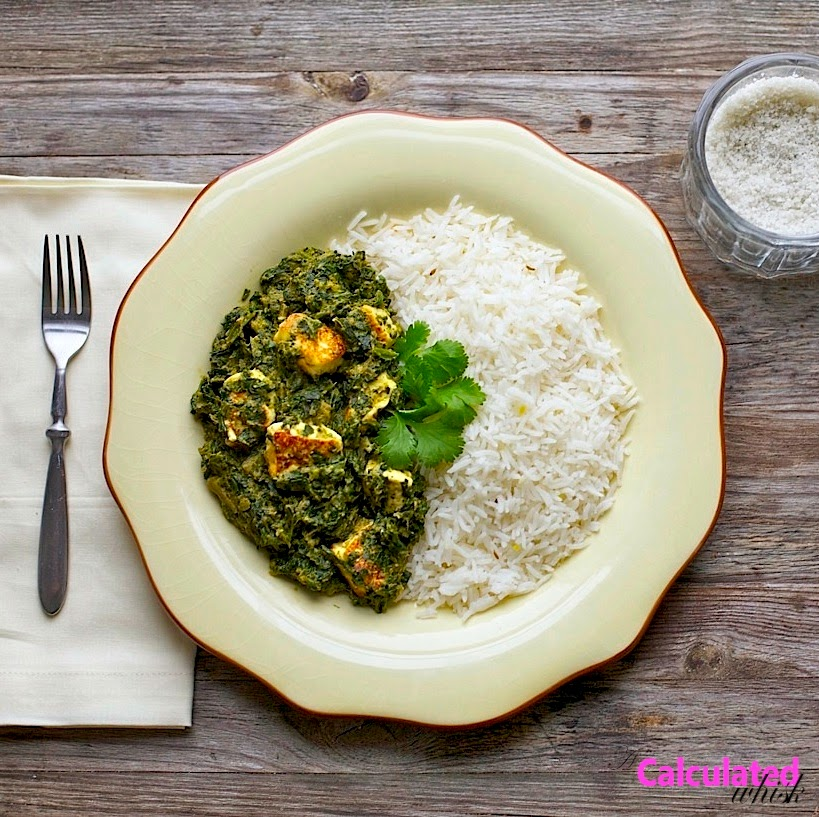 Saag Paneer A Calculated Whisk