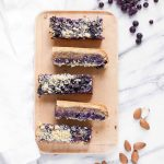 Blueberry Frangipane Pie Bars