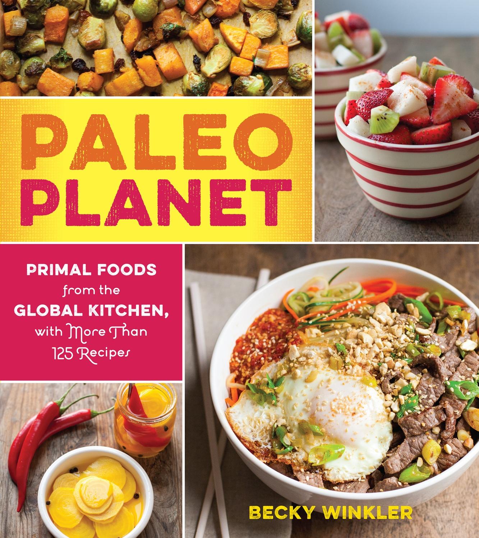 Paleo Planet by Becky Winkler