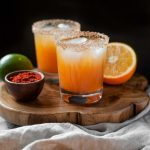 Smoky Maple Margarita