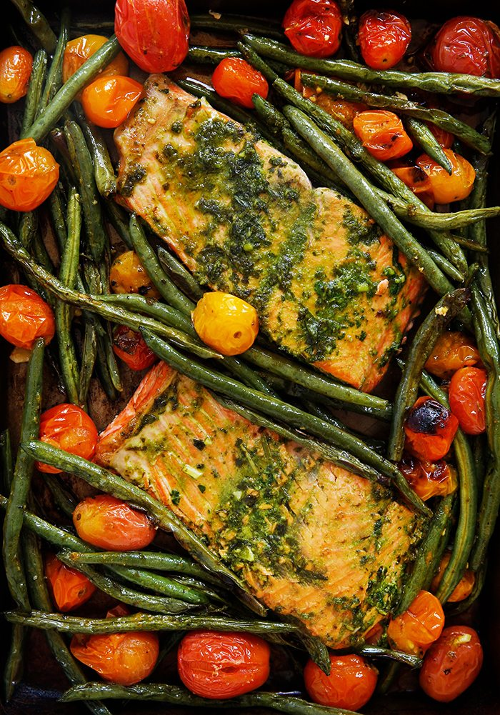 16 Whole30 Sheet Pan Dinners (Gluten free, Grain free, Paleo)
