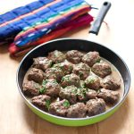 Paleo Swedish Meatballs from Paleo Planet