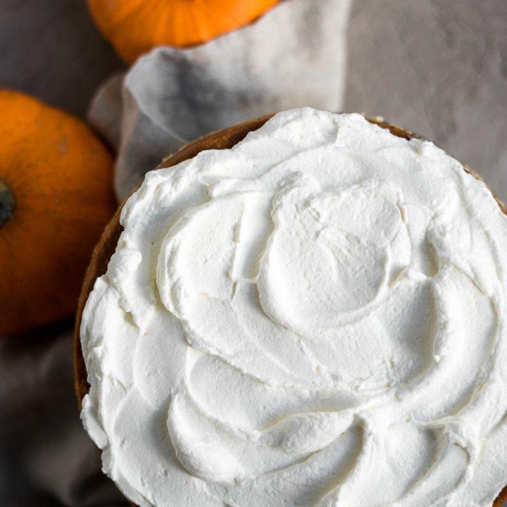 Grain-free Instant Pot Pumpkin Pie