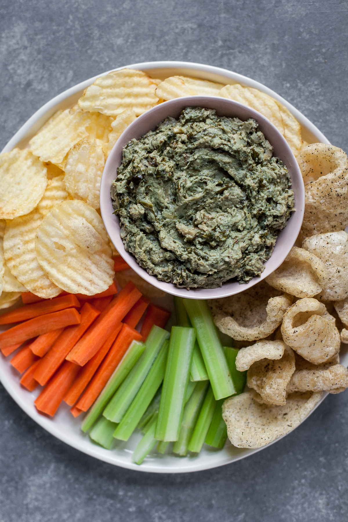 Dairy-Free Slow-Cooker Spinach & Artichoke Dip