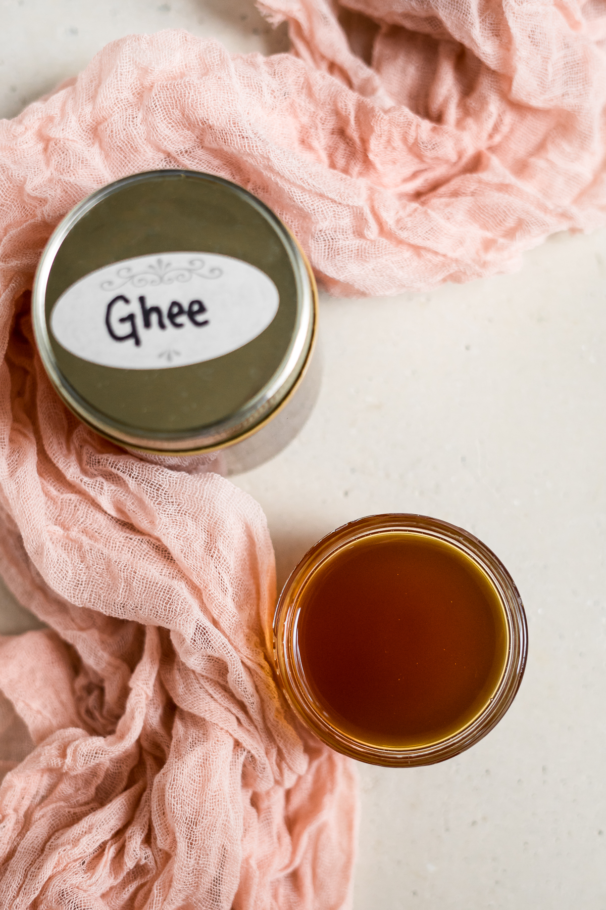 How to Make Ghee (in an Instant Pot or on the stove!)