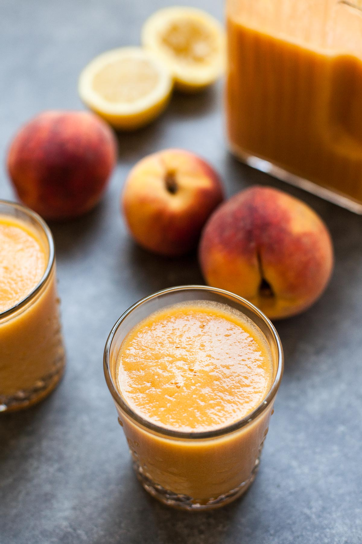 Peach Nectar Recipe