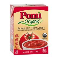 Pomi USDA Organic Strained Tomatoes, 26.46 Ounce