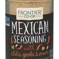 Frontier Seasoning Blends Salt-free Mexican Seasoning, 2-Ounce Bottle