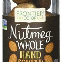 Frontier Nutmeg Whole Hand Sorted, 1.8 Ounce