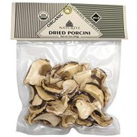 Porcini Dried Mushrooms - Wild | Vacuum sealed | USDA Organic (2 oz)