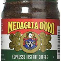 Medaglia D'Oro Espresso Instant Coffee, 2 Oz (2 Pack)