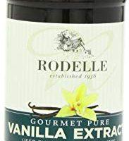 Rodelle Gourmet Extract, Vanilla, 8 Ounce
