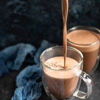 Cashew Hot Chocolate