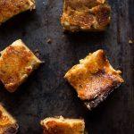 Pumpkin Creme Brulee Pie Bars