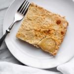 Winter Vegetable Gratin (Gluten free, Grain free) | acalculatedwhisk.com