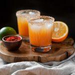 Smoky Maple Margarita