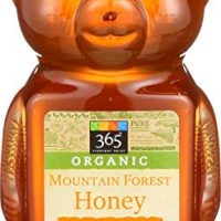 365 Everyday Value, Organic US Grade A Mountain Forest Honey, Light Amber, 24 oz