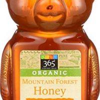 365 Everyday Value, Organic US Grade A Mountain Forest Honey, Light Amber, 24 oz