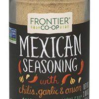 Frontier Seasoning Blends Salt-free Mexican Seasoning, 2-Ounce Bottle