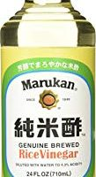 Marukan Genuine Brewed Rice Vinegar, 24 Ounce