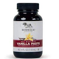 Rodelle Vanilla Paste, 4 Ounce